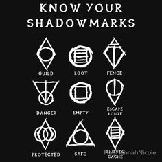 Star Wars Discover Know Your Shadowmarks (Light) T-Shirt by HeyHannahNicole Know Your Shadowmarks Skyrim shirt by HeyHannahNicole Elder Scrolls Lore, Elder Scrolls Skyrim, Magic Symbols, Symbols And Meanings, Ancient Symbols, Tatoo Symbol, Skyrim Tattoo, Skyrim Game, Skyrim Funny