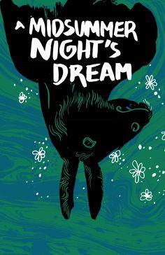 A Midsummer Night's Dream (Modern Illustration)