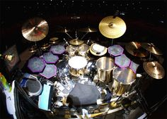 simmons triggers are some original digital drums