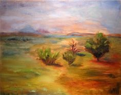 Desert Mesquite by Caron Sue Staney