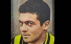 Carlos Borges  Carlos Ariel Borges (14 January 1932 in Montevideo– 5 February 2014) was a Uruguayan footballer, best known for scoring the first goal ever in a Copa Libertadores.  Borges earned 35 caps and scored 10 goals for the Uruguay national football team from 1954 to 1959. He played in the 1954 FIFA World Cup when Uruguay finished fourth. In that tournament he scored four goals including a hat-trick against Scotland.