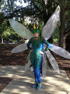 Tooth Fairy from The Rise of the Guardians