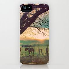 horses iPhone Case by Jake Reedy | Society6