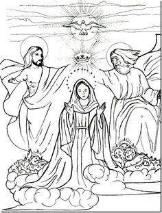 Virgen Asuncion