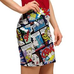Crak Womens Golfing Skorts by Loudmouth Golf.  Buy it @ ReadyGolf.com