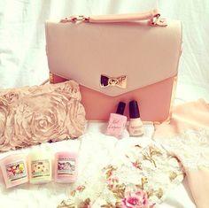 Cartera rosas divinas !!!