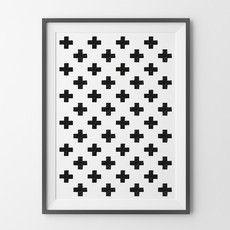 Poster - Crosses