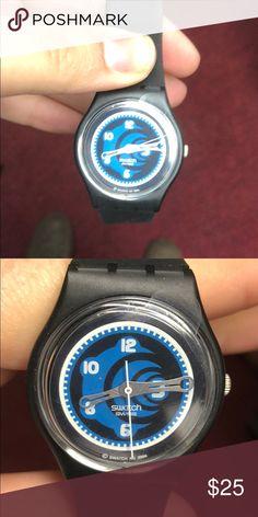 Swatch watch. Brand new never worn Never worn still has sticker on it. Nice watch from Switzerland Accessories Watches