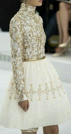 Timeless | Chanel * Haute Couture FW 2014-15