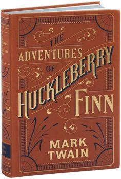 (Saraiva) The Adventures Of Huckleberry Finn - R$54,10