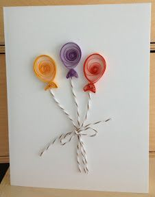 August Quilling Class PAPER & STRING