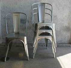 Merveilleux French Industrial Living Room | FRENCH INDUSTRIAL CHAIR   Lot # 20121123032    Chairs   MyBid