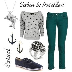 """Poseidon"" by ellalea on Polyvore"