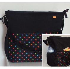 f579ab86a9 Nepromokavá taška na kočárek Extra  7 - 60 vzorů Ledvinka