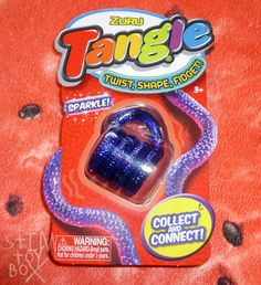 Tangle Fidget Toy, Tangle Toy, Figet Toys, Diy Toys, Fiddle Toys, Mermaid Toys, Cool Fidget Toys, Best Baby Toys, Discovery Bottles