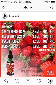 Premium E-liquids straight from the manufacturer Diy Vape Juice, Vape Diy, E Juice Recipe, Strawberry Ice Cream Cake, Clone Recipe, Mango Cream, E Liquid Flavors, Fruit Recipes, Recipies