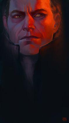 Dettlaff, Basia Karbowiecka on ArtStation at https://www.artstation.com/artwork/DER9o