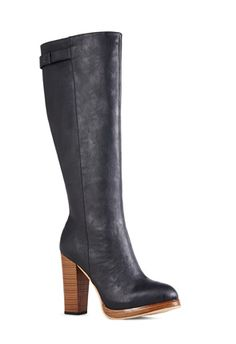 Meribora is the go to boot for fall and winter. Dressed up or down, she can be worn with everything! #justfabonline