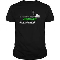 Awesome Tee  Best LET ME ALONE WITH ARCHEOLOGIST-front Shirt T-Shirts