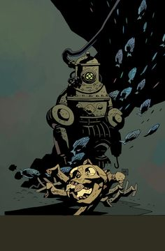 By Mike Mignola