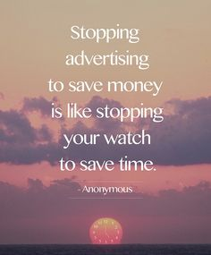 Advertising Wisdom by Brogan & Partners, via Flickr