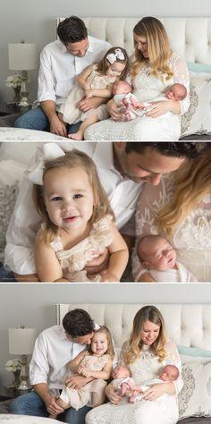 Lifestyle Newborn Twin Photography | Natural Newborn Photography | Bay Area Newborn Twins Photographer | Bethany Mattioli Photography