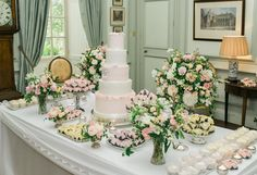 Destination wedding: mesa de doces