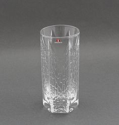 Lasimaljakko, Kalinka, Timo Sarpaneva Glass Design, Design Art, Pint Glass, Finland, Glass Vase, Tableware, Castle, Dinnerware, Beer Glassware