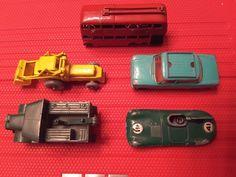 Lot of 5 Vintage Lesney Matchbox diecast cars #Matchbox