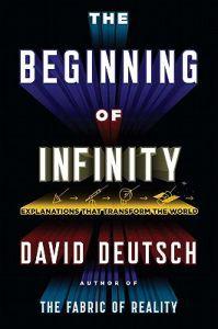 http://www.adlibris.com/se/product.aspx?isbn=0670022756 | Titel: The Beginning of Infinity: Explanations That Transform the World - Författare: David Deutsch - ISBN: 0670022756 - Pris: 183 kr