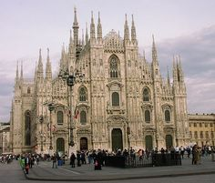 Milan travel guide - Wikitravel