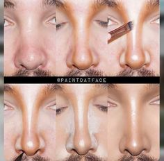 The power of nose contour