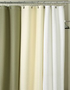 Home | Shower Curtains | Waffle Shower Curtain | Hudson's Bay