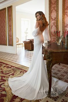 Julie Vino- Provence Collection - 814 Cecile wedding gown