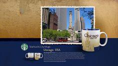 Starbucks City Mug Chicago