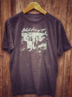 Coldplay super soft Vintage Band T Shirt super soft cotton Men's Large Chest Measurement