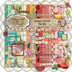 digital scrapbooking freebies and kits
