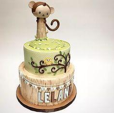 Leland's Monkey Cake