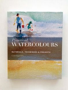 Be inspired by this practical guide to watercolours