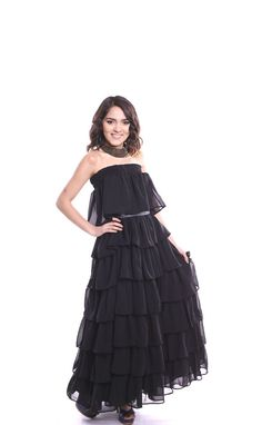 Gorgeous New Dress Skirt Party Black Off The от FashionDress8
