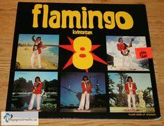 #Flamingo#Kvintetten#8#Vinyl