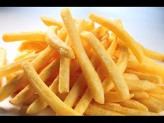 How to Make McDonald's French Fries Recipe at Home | Get the Dish - YouTube