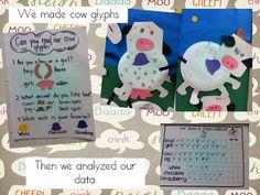 Mrs. Wills Kindergarten: Farm Fun!  http://www.teacherspayteachers.com/Product/Fun-on-the-Farm-Math-and-Literacy-Activities
