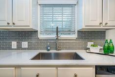 Kitchen Vignette Kitchen Vignettes, Home Staging, Sink, Kitchen Cabinets, Simple, Ideas, Home Decor, Sink Tops, Vessel Sink