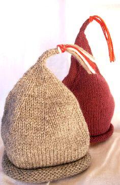Free Knitting Pattern: Pixie Hat