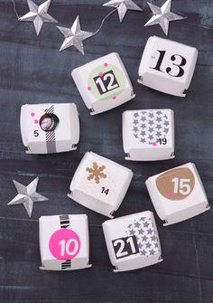 Advent Calendar (source unknown)