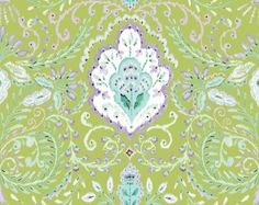 Tangier Ikat Collection - Vine by Dena™ for Free Spirit Fabrics
