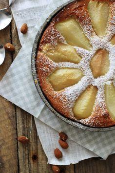 Marzipan Cake, Cake Recipes, Dessert Recipes, Cooking Cookies, Danish Food, Bread Cake, Food Cakes, Fabulous Foods, Coffee Cake