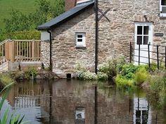 Traditional Exmoor stone cottage   Exmoor Farm Cottages, Wheddon Cross, nr. Minehead,    Exmoor Farm Cottages - Swallows Nest, Wheddon Cross, nr. Minehead