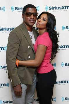 Babyface, Toni Braxton - they not together but they do look good together Music Love, Music Is Life, My Music, Toni Braxton, Black Celebrities, Celebs, New Jack Swing, Robin Thicke, Jennifer Hudson